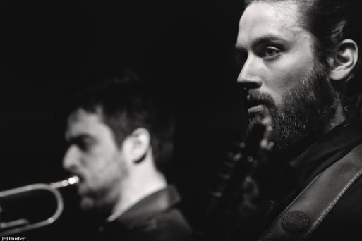 w/ Gauthier Toux trio @ Duc des Lombards