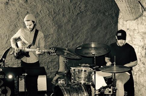 w/ Valentin Liechti @ Cully Jazz
